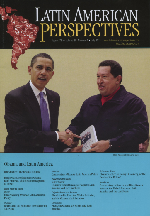 Latin American Perspectives Issue 178 July 2011 Vol.38 No.4