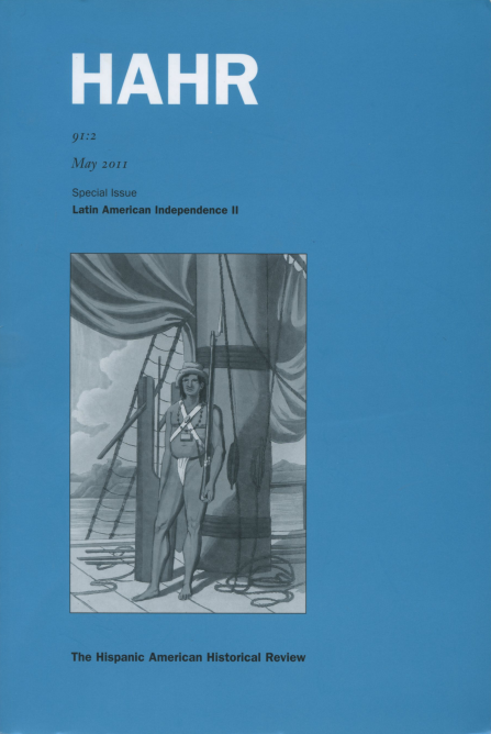 Hahr(The Hispanic American Historical Review) 91:2 May 2011