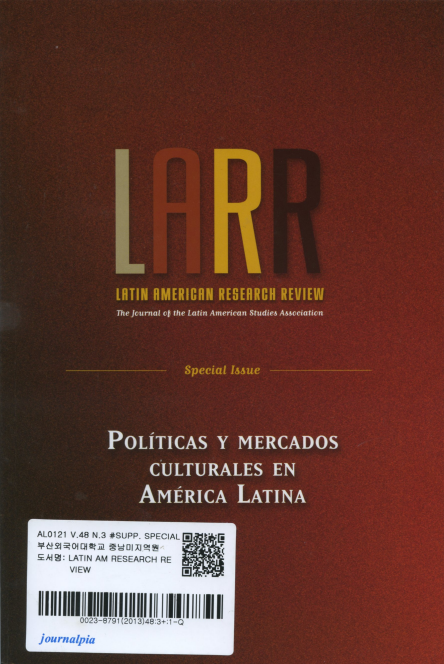 LATIN AMERICAN RESEARCH REVIEW Vol.48 Special Issue