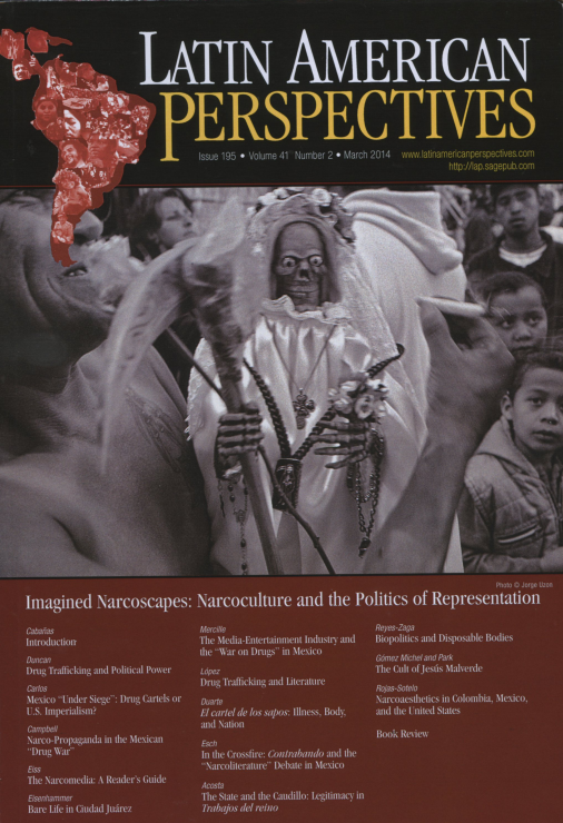 Latin American Perspectives Issue 195 March  2014 Volume 41 Number 2