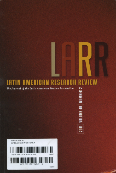 Latin American Research Review Volume 46 Number 2