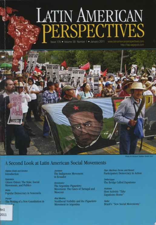 Latin American Perspectives Issue 176 January 2011 Vol.38 No.1