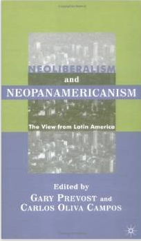 Neoliberalism and neopanamericanism : the view from Latin America
