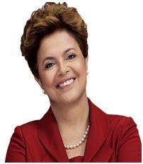 지우마 호세피(Dilma Rousseff), 2010년 말 올해의 브라질인으로 선정