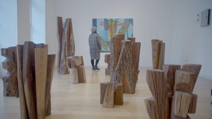 주아르헨 한국문화원서 '1세대 조각가' 김윤신 조각·회화전