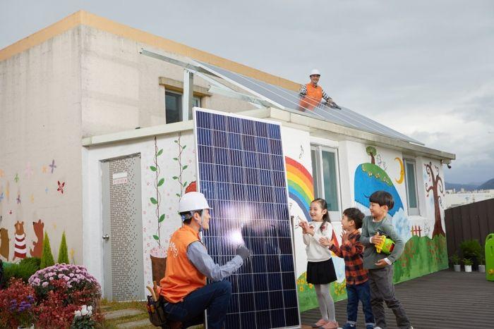한화큐셀, 콜롬비아 허리케인 피해지역에 태양광 모듈 기부 송고시간2021-07-19 08:…