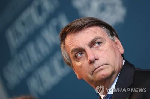 '내년 대선 결과 불복' 시사한 브라질 대통령…검찰 조사받나