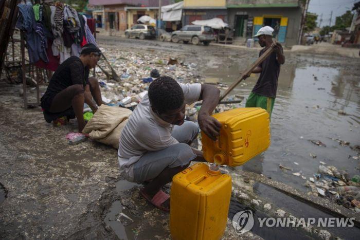 '무법천지' 아이티서 이번엔 미국인 선교단 17명 납치