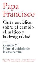 Carta encíclica sobre el cambio climático y la desiguladad