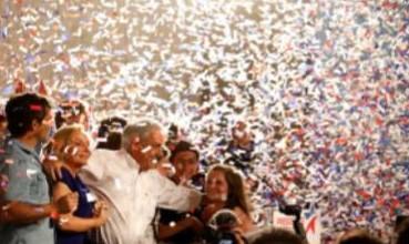 칠레 대선 1차 투표 결과, 대안정치세력의 부상