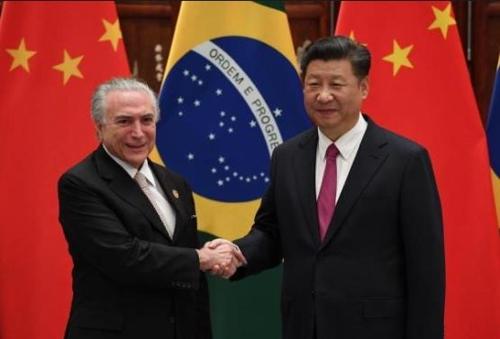브라질, 중국과의 관계 확대