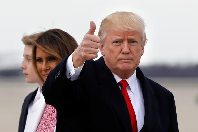 트럼프, 13일 미주정상회의서 나프타 예비합의 발표할 듯
