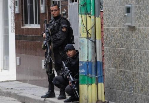 올해도 브라질 리우는 '경찰의 무덤'…126명째 총격 피살