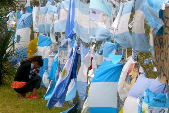 아르헨티나 실종 잠수함 생존자 구조 중단