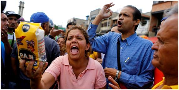 베네수엘라 엑소더스… 경제위기에 노년층까지 이민 행렬