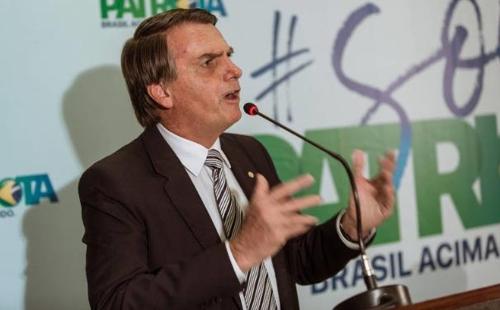 브라질 극우 성향 대선주자 동성애 혐오 발언으로 벌금형
