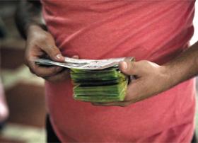 1000만원이 100원 되나… 베네수엘라 국가부도 코앞
