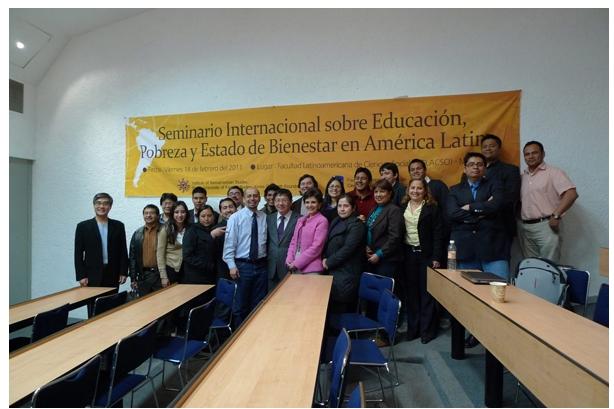제30회 중남미지역원 학술대회: 라틴아메리카 사회과학원(FLACSO) 국제공동세미나