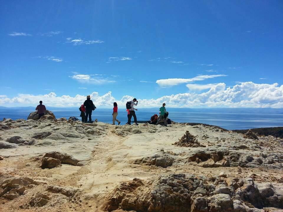 티티카카호수, 볼리비아